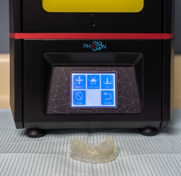 3D printer - dental technology