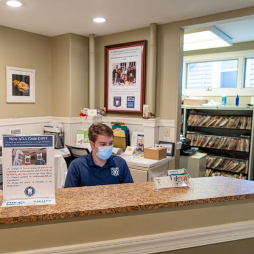 safe dentist in Easton PA